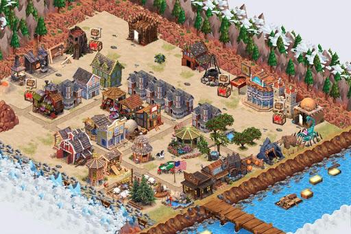 Goldrush: Westward Settlers! 2.4.9 screenshots 7