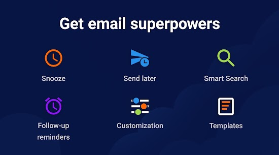 Spark Email – Connect Gmail, Yahoo & Outlook mail 5