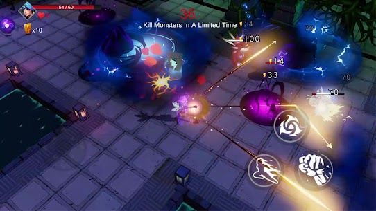 Game of Gods: Best Roguelike ACT Games Mod Apk 1.0.1 4