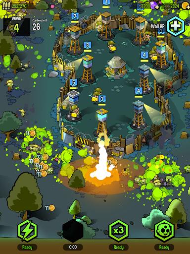 Zombie Towers 13.0.17 screenshots 8