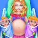 ママ&新生児ベビーシッターゲーム