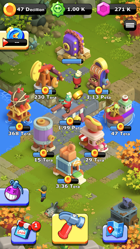 Coin Scout - Idle Clicker Game  screenshots 4