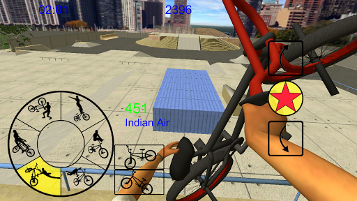BMX Freestyle Extreme 3D apkmr screenshots 2