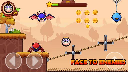 Ball Bounce Freaking - Mystic Journey Island 0.8.8 screenshots 2