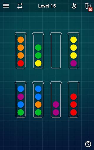 Ball Sort Puzzle - Color Sorting Games 1.5.8 screenshots 17