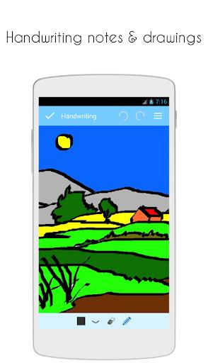 Keep My Notes - Notepad, Memo and Checklist modavailable screenshots 7