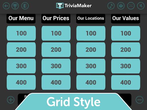 TriviaMaker - Quiz Creator, Game Show Trivia Maker 6.1.3 screenshots 12