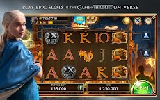 Game of Thrones Slots Casino - Slot Machine Gamesのおすすめ画像1