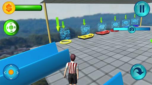 Uphill Rush Aqua Water Park Slide Racing Games  screenshots 2