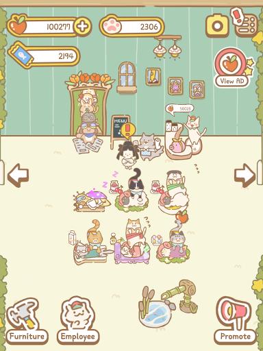 Cat Spa 0.1.22 screenshots 10