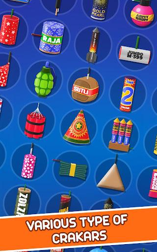Diwali Firecrackers Simulator- Diwali Games  screenshots 10