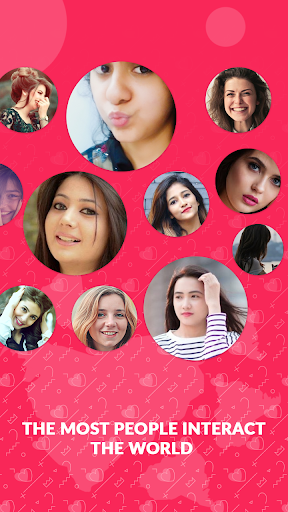 Ahlan Live Chat: Random Video Call u2013 Dating 1.1.1 Screenshots 3