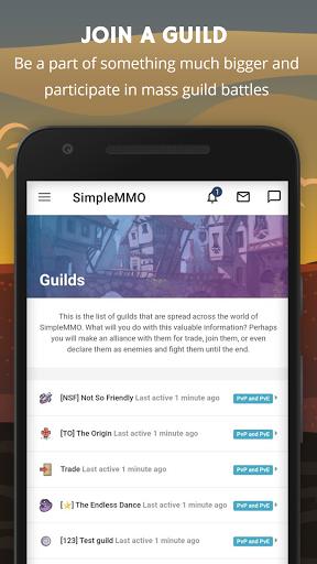 SimpleMMO - The Lightweight MMO  screenshots 4