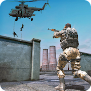 Impossible Assault Mission 3D- Real Commando Games  Icon