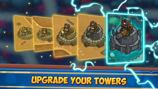 Steampunk Defense: Tower Defense 20.32.561 Screenshots 2