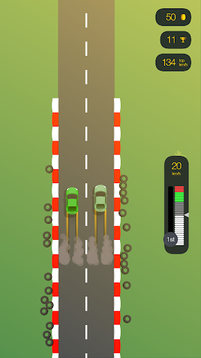 Drag Race FRVR - Speed Racing  screenshots 1