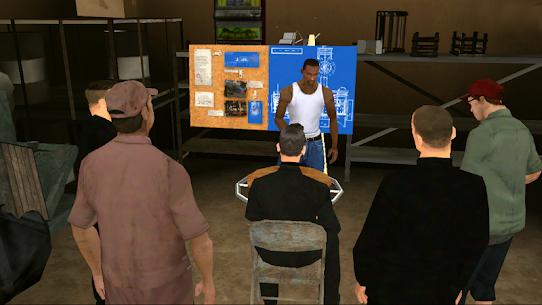 Grand Theft Auto: San Andreas, APK NEWS 2021 5