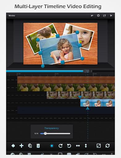 Cute CUT - Video Editor & Movie Maker  Screenshots 9