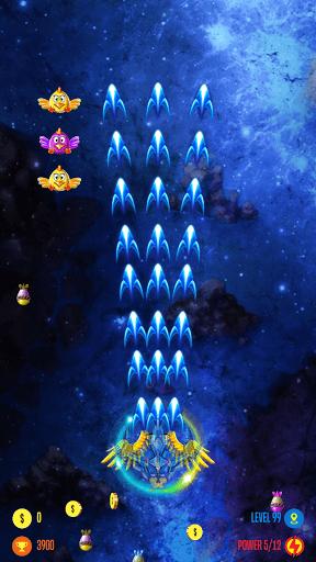Chicken Attack Galaxy 23 screenshots 3