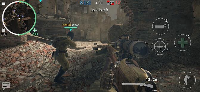 World War Heroes: WW2 FPS 1.27.2 Screenshots 8