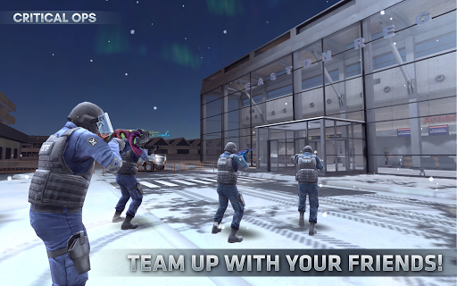 Critical Ops: Online Multiplayer FPS Shooting Game 1.22.0.f1268 screenshots 9