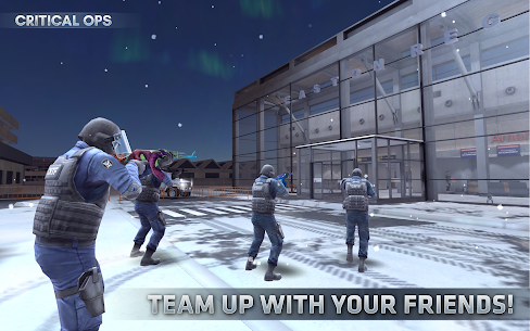 Critical Ops: Online Multiplayer FPS Shooting Game 9