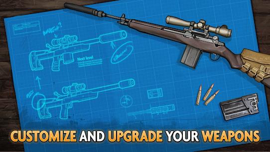 Clear Vision 4 – Brutal Sniper Game 1.4.8 Apk + Mod 2