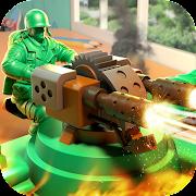 Toy Army Men Defense: Merge Turrets
