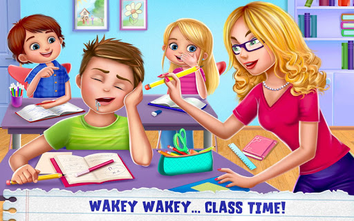 My Teacher - Classroom Play  screenshots 10