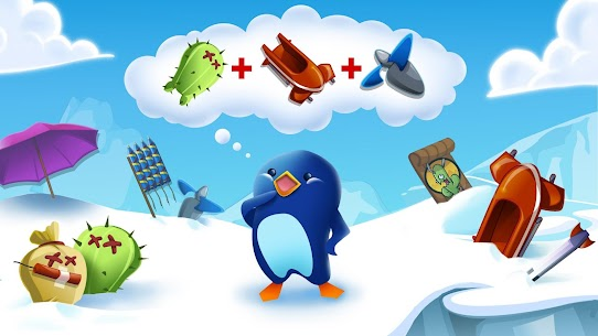 Free Learn 2 Fly: Flying penguin games. Bounce 5