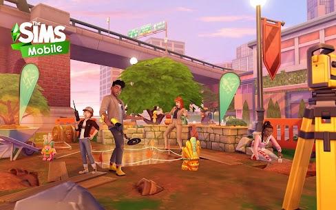 The Sims Mobile MOD APK 29.0.1.125031 (Unlimited Money) 8