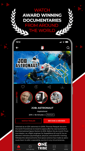 DocuBay - Streaming Documentaries android2mod screenshots 4