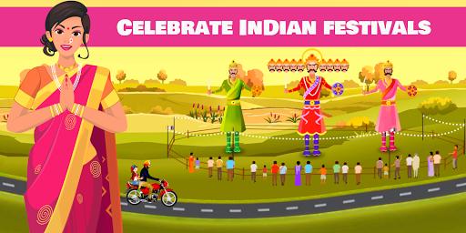 Lofty Rides : Indian Racing Fun 5.9 screenshots 1