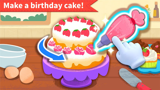 Little panda's birthday party  screenshots 9