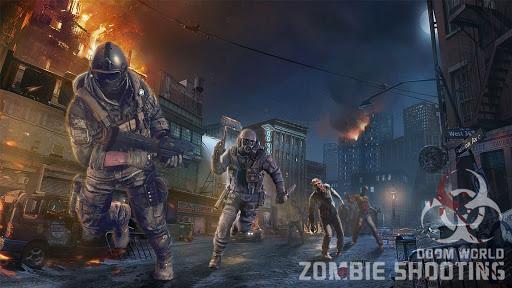 Zombie Shooting Game: 3d DayZ Survival  screenshots 2