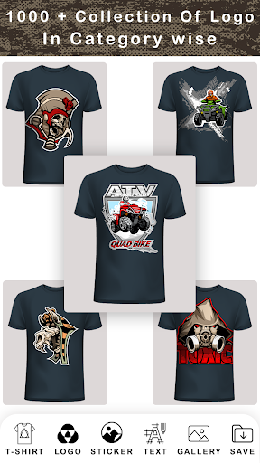 T Shirt Design - Custom T Shirts  Screenshots 9