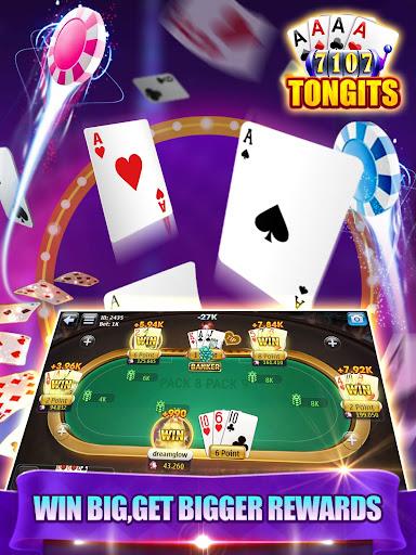 Tongits 7107 Cards & Slot Games 1.07 Screenshots 1