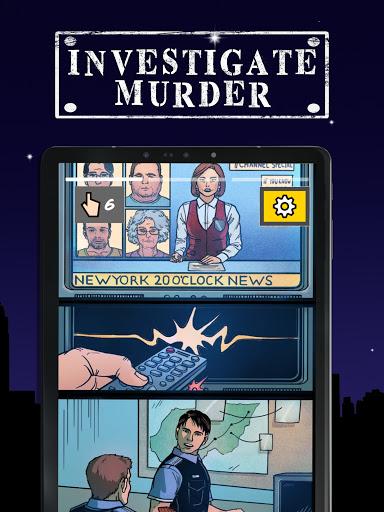 Uncrime: Crime investigation & Detective gameud83dudd0eud83dudd26 2.0.2 screenshots 9