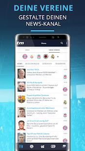 Transfermarkt: Fuu00dfballnews, Bundesliga, Liveticker 2.4.4 Screenshots 6