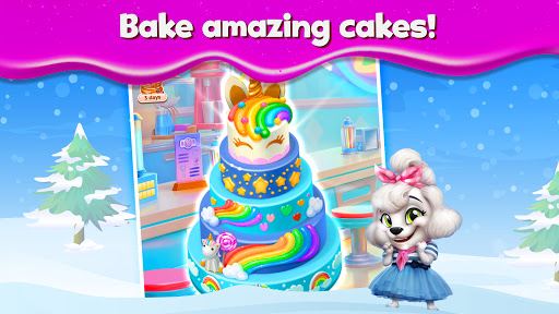 Sweet Escapes: Design a Bakery with Puzzle Games apkslow screenshots 6