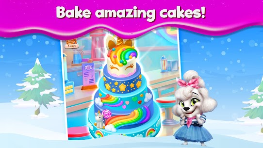 Sweet Escapes: Design a Bakery Mod Apk (Unlimited Star/Life) 7