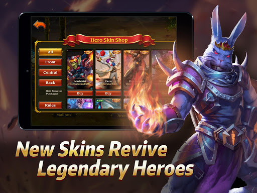 Heroes Charge HD 2.1.246 screenshots 8