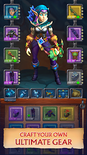 How to hack Never Ending Dungeon - IDLE RPG for android free