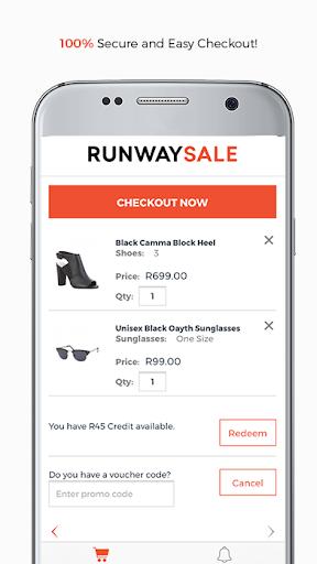 RunwaySale modavailable screenshots 4