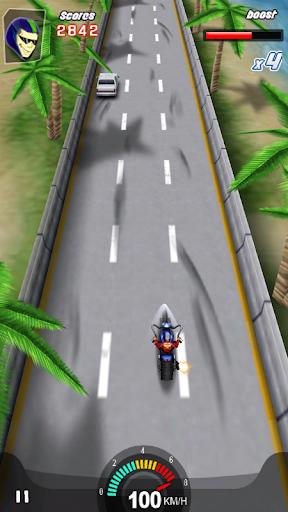 Racing Moto 3D screenshots 6