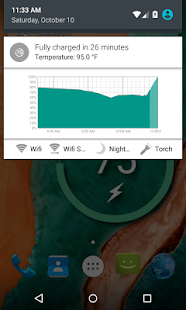 Battery Widget Reborn 2021 Screenshot