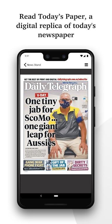 The Daily Telegraph  poster 3