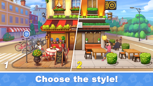 Town Blast: Restore & Decorate the Town! Puzzles  screenshots 9