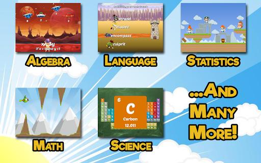 Sixth Grade Learning Games 5.2 screenshots 2