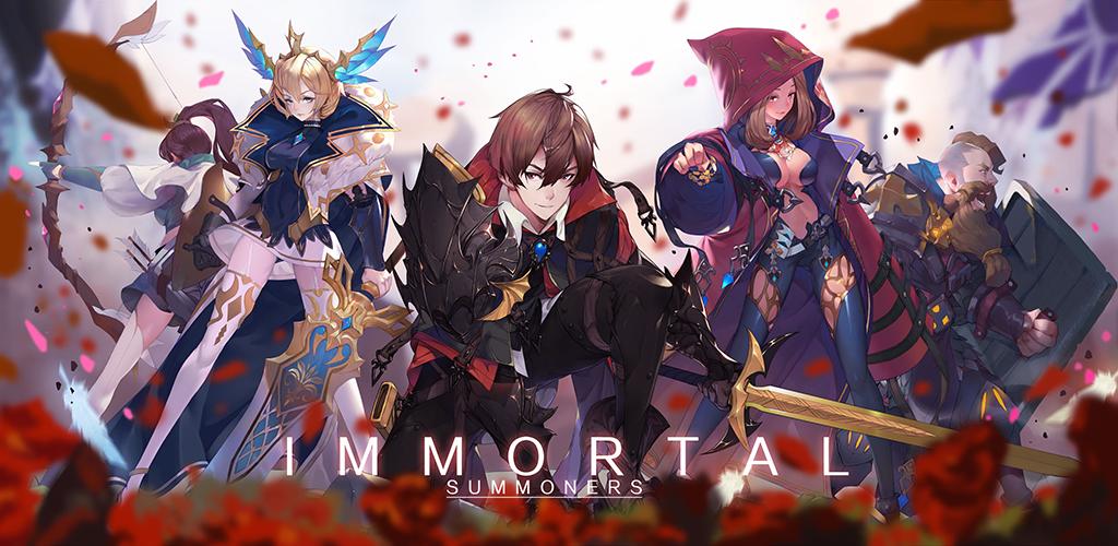 Immortal Summoners - Choice of Destiny poster 0
